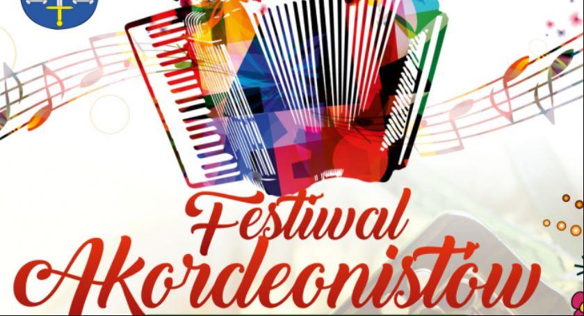 W Powiecie, Festiwal akordeonistów Łaskarzewie - zdjęcie, fotografia