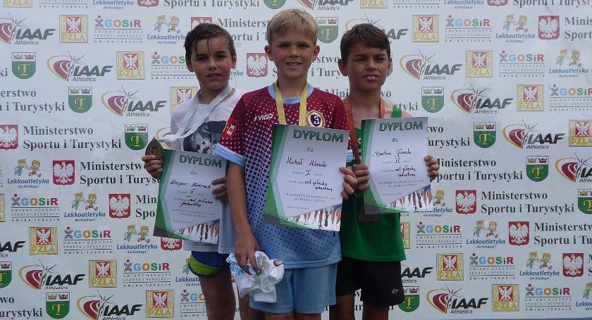 Lekkoatletyka, Zwycięstwa medale rekordy lekkoatletów - zdjęcie, fotografia