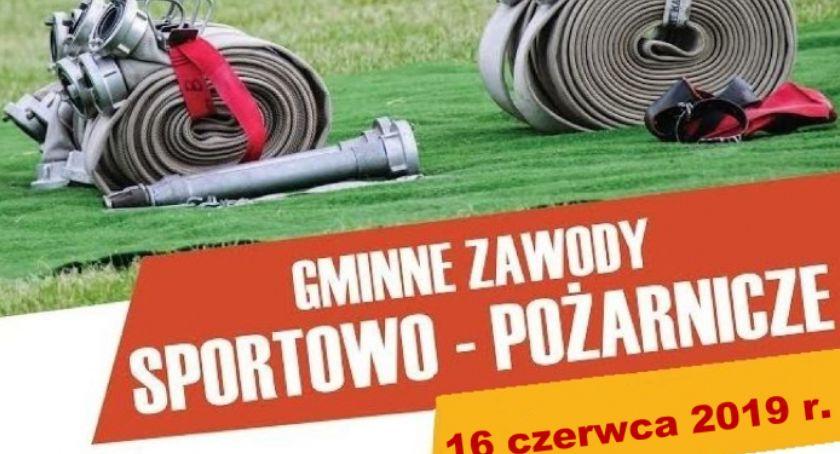 W Powiecie, Sobolewskie Gminne Zawody Sportowo Pożarnicze - zdjęcie, fotografia