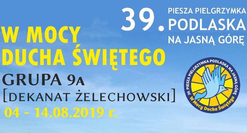 W Powiecie, Żelechów przygotowuje pielgrzymi szlak - zdjęcie, fotografia