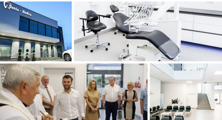 Inne Powiat, placówka stomatologiczna Denta Medica otwarta - zdjęcie, fotografia