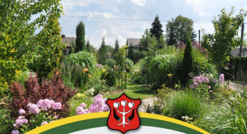 Inne Konkursy, Konkurs Najpiękniejszy ogród najciekawsze kompozycje zieleni Garwolin - zdjęcie, fotografia