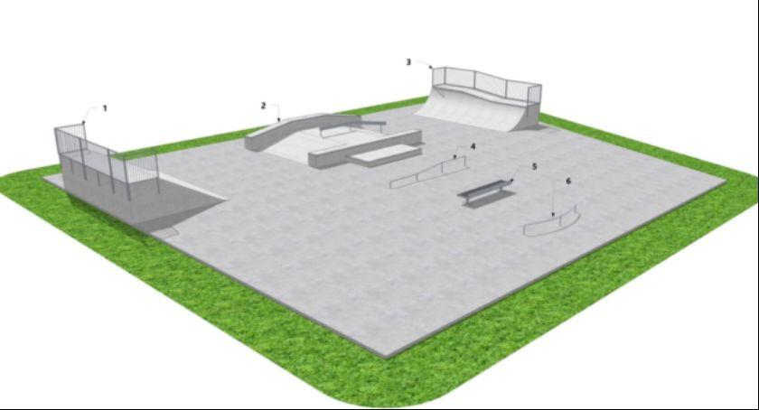 Możesz mieć udział w projektowaniu garwolińskiego skateparku!