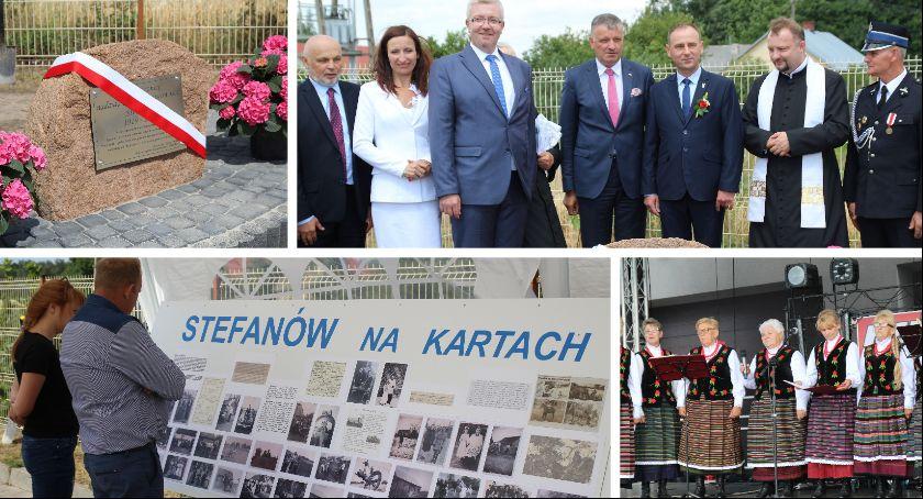 Uroczystości Powiat, Niezwykły jubileusz Stefanowa - zdjęcie, fotografia