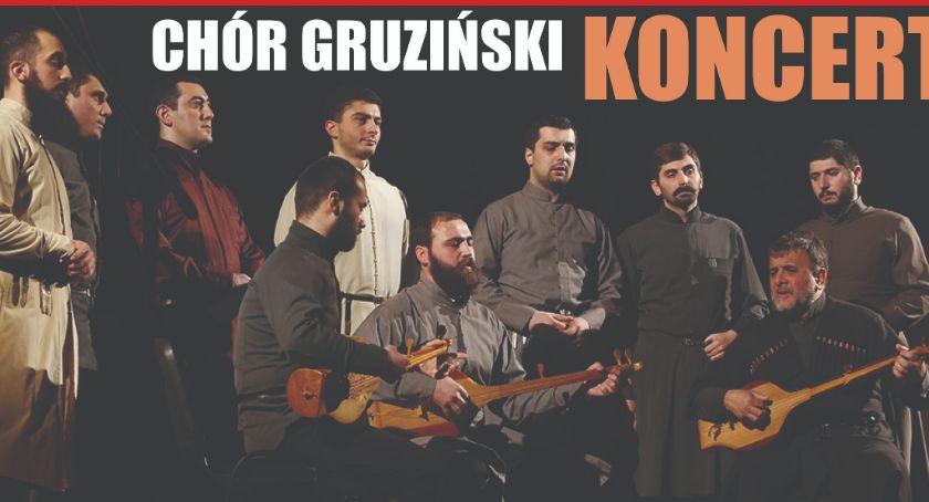 W Powiecie, Sakhioba Sulbinach Koncert chóru gruzińskiego - zdjęcie, fotografia