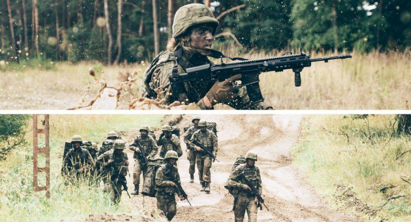 Inne Ciekawostki, Rozpoczęli wojskowe szkolenie Ruszyły Wakacje - zdjęcie, fotografia