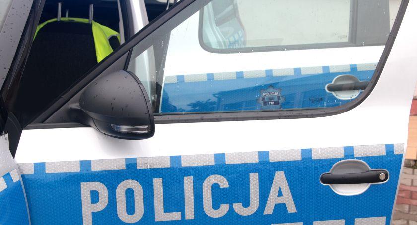 Sprawy kryminalne , Włamania sklepów zatrzymanie poszukiwanego mieszkańca powiatu - zdjęcie, fotografia