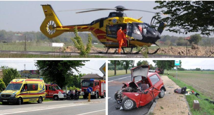 Wypadki drogowe , wypadków tydzień policji - zdjęcie, fotografia