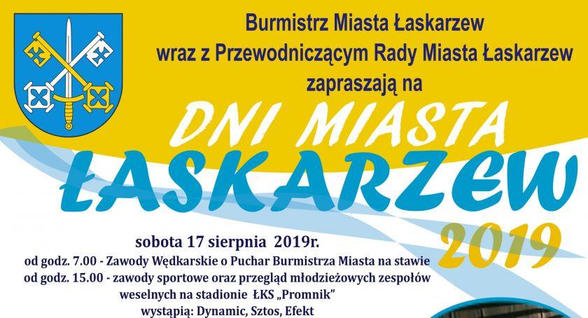 W Powiecie, miasta Łaskarzew Program imprezy - zdjęcie, fotografia