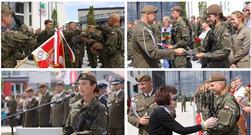 Przysięga wojskowa w Garwolinie (video i zdjęcia)