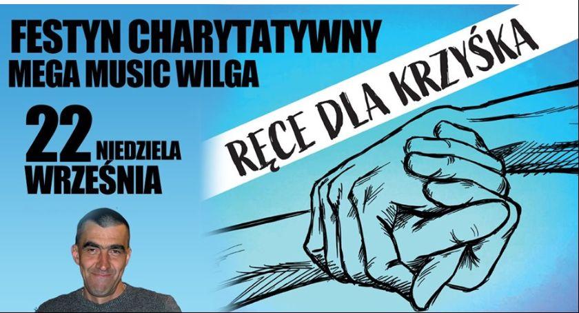 W Powiecie, Festyn charytatywny RĘCE KRZYŚKA - zdjęcie, fotografia
