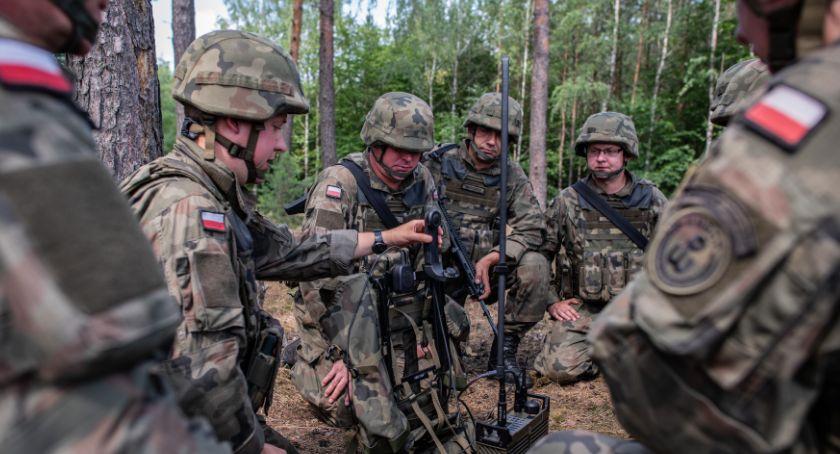Inne Powiat, Terytorialsi Mazowsza rozpoczynają szkolenie specjalistyczne - zdjęcie, fotografia