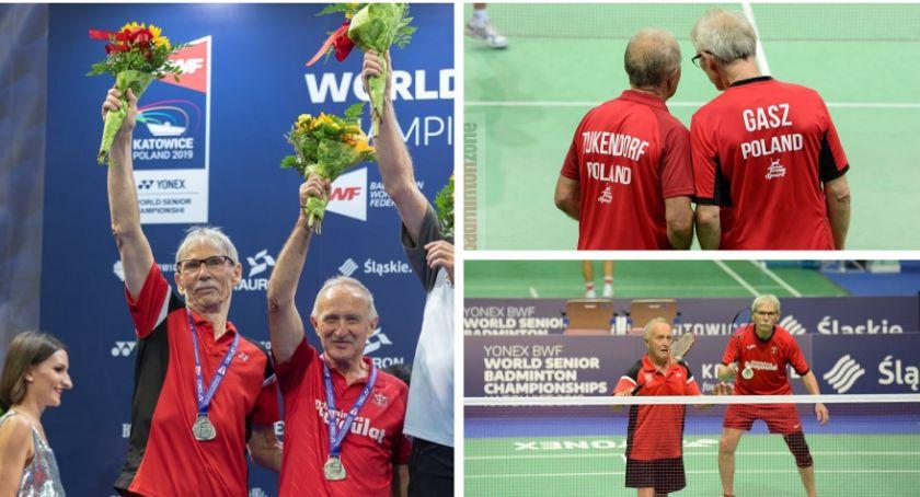 Badminton, Leopold Tukendorf wicemistrzem świata! - zdjęcie, fotografia