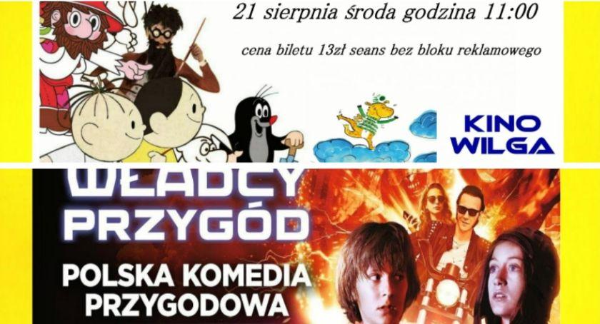 W Garwolinie, Wilga zaprasza filmową środę - zdjęcie, fotografia