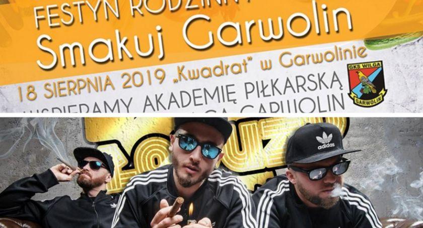 W Garwolinie, Festyn rodzinny disco Wspieramy Akademię Piłkarską Wilgi Garwolin - zdjęcie, fotografia