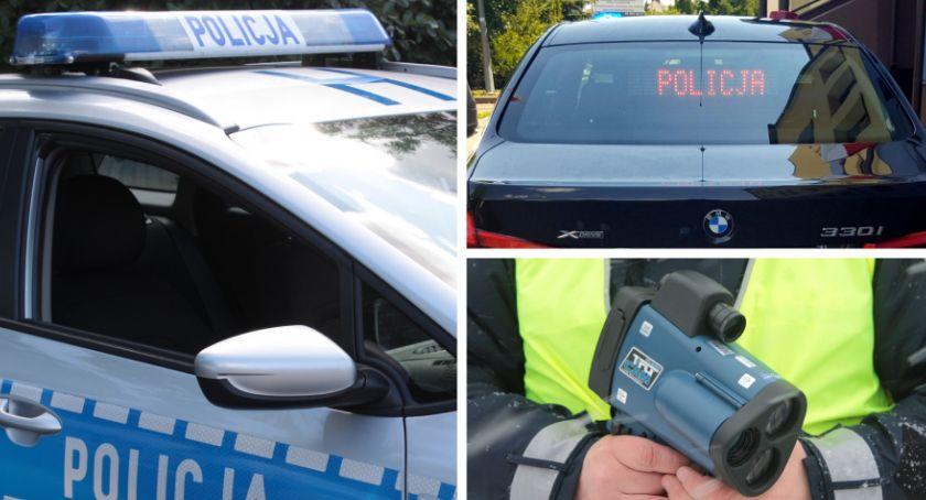 Inne Powiat, Sierpniowy długi weekend Działania policji - zdjęcie, fotografia