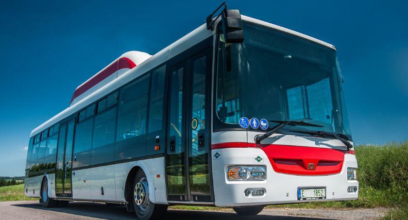 Inne Powiat, Pożyczka Garwolin zakup czeskich autobusów - zdjęcie, fotografia