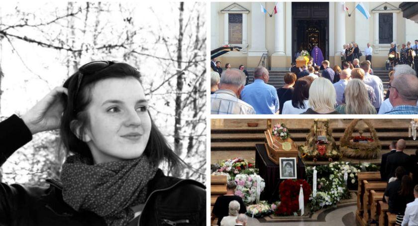 Inne Miejskie, Bardzo chciała żyć Ostatnie pożegnanie Karoliny Kondej - zdjęcie, fotografia