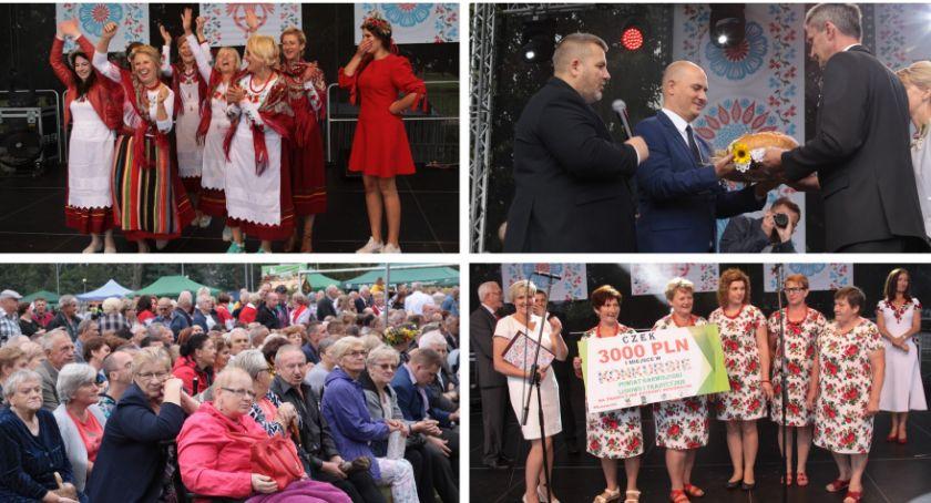 Uroczystości Powiat, Miętne Dożynki Powiatowo Gminne (zdjęcia video) - zdjęcie, fotografia
