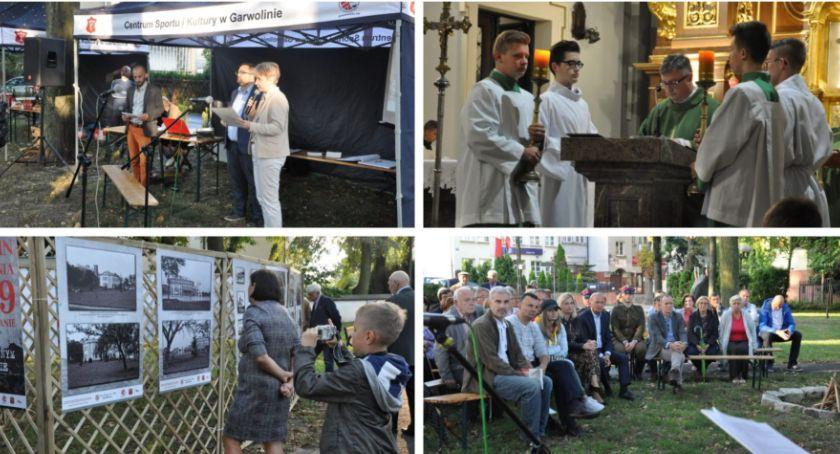 Uroczystości Miejskie, rocznica bombardowania Garwolina - zdjęcie, fotografia