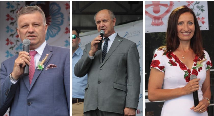 Inne Powiat, Wybory parlamentarne powiatu walczy głosy wyborców kandydaci Sejmu - zdjęcie, fotografia