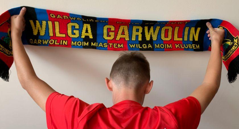 Inne Konkursy, Konkurs Wilga Garwolin Typuj wygraj klubowy szalik - zdjęcie, fotografia