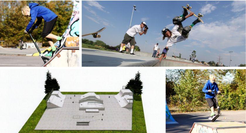 Inwestycje Miejskie, Kiedy ruszy budowa skateparku Garwolinie - zdjęcie, fotografia
