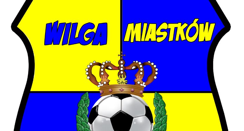 Piłka nożna, Naprzód rozstrzelał Wilgę - zdjęcie, fotografia