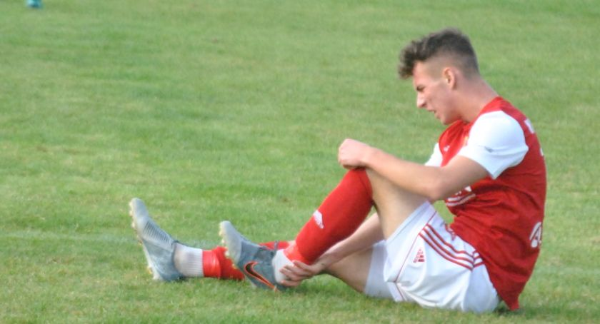 Piłka nożna, Pięć meczu Wilgi było - zdjęcie, fotografia