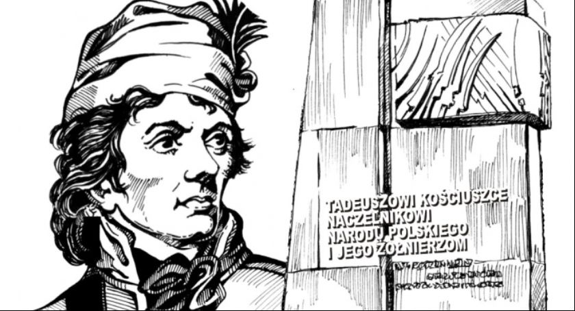 W Powiecie, rocznica bitwy Maciejowicami - zdjęcie, fotografia