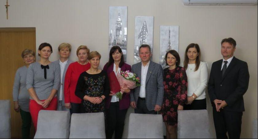 Inne Ciekawostki, Gminna Biblioteka Publiczna Górznie nową dyrektor - zdjęcie, fotografia