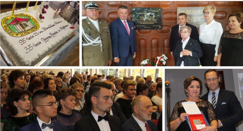 Uroczystości Powiat, Jubileusz lecia Miętne rocznica Obrony Krzyża - zdjęcie, fotografia