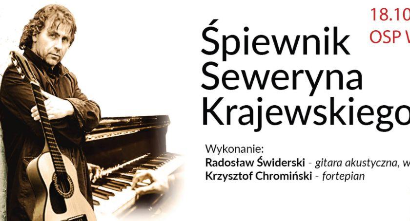 W Powiecie, Śpiewnik Seweryna Krajewskiego Koncert Rębkowskiej - zdjęcie, fotografia