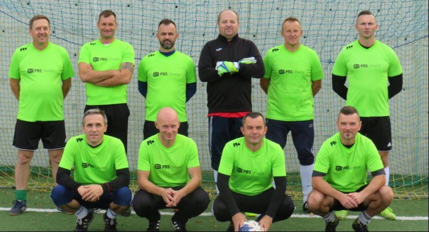 Piłka nożna, Oldbojski turniej Górznie - zdjęcie, fotografia