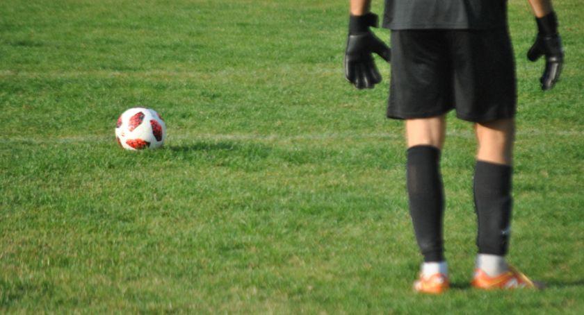 Piłka nożna, delegacji Wisła siebie - zdjęcie, fotografia