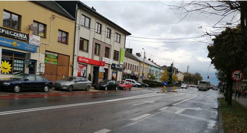 Inwestycje Miejskie, Przebudują ulicę Kościuszki Garwolinie - zdjęcie, fotografia