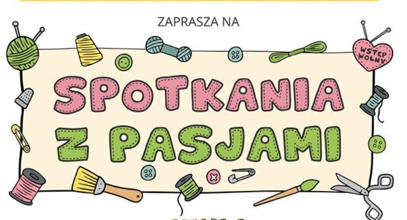 W Garwolinie, Spotkania pasjami czyli rękodzieło bibliotece - zdjęcie, fotografia