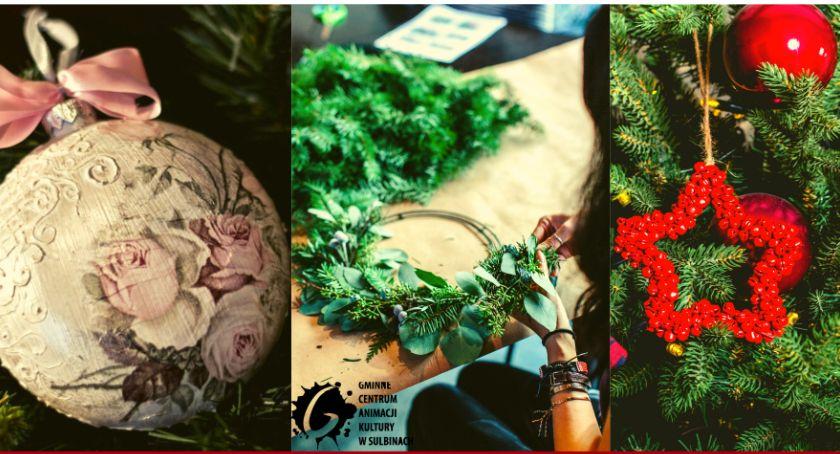 W Powiecie, Świąteczne warsztaty dzieci dorosłych - zdjęcie, fotografia