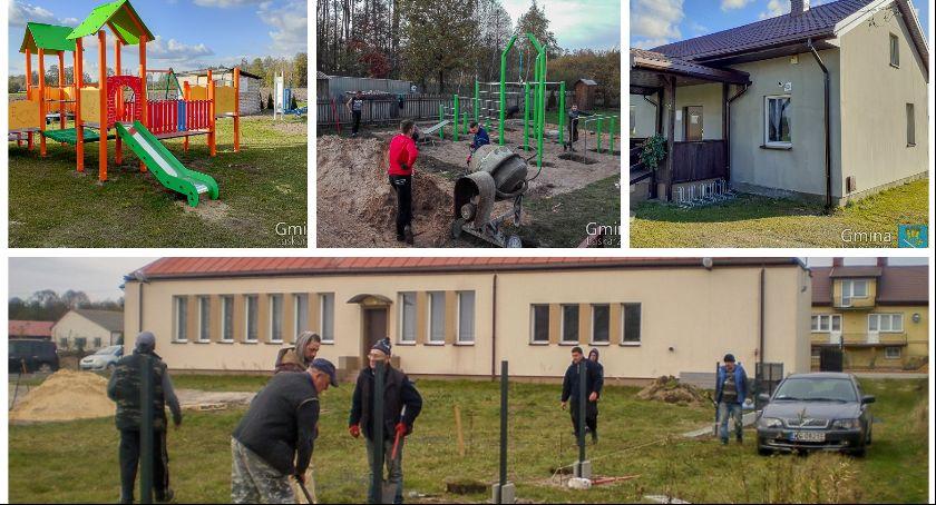 Inwestycje Powiat, Mazowiecki Instrument Aktywizacji Sołectw gminie Łaskarzew - zdjęcie, fotografia