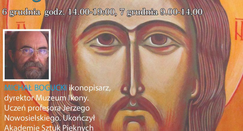 W Powiecie, Weekendowe warsztaty ikonopisarstwa - zdjęcie, fotografia