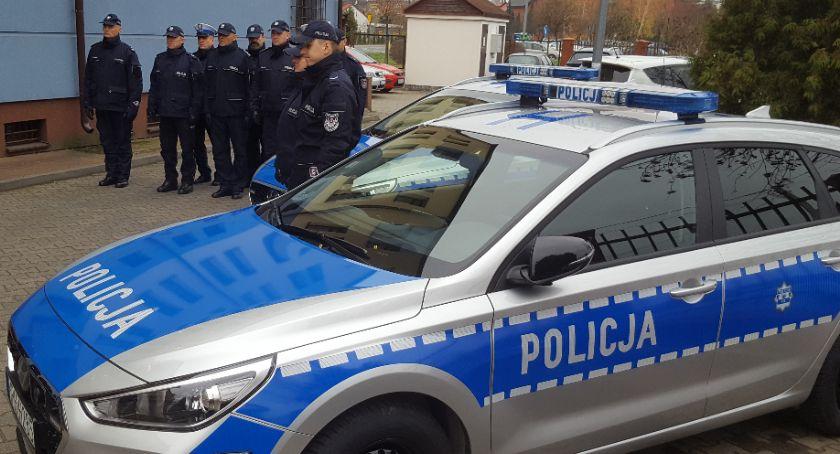 Inne Powiat, Praca policji Ostatni termin - zdjęcie, fotografia