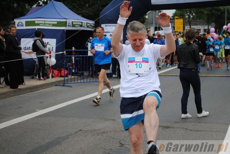 Archiwum, Artur wygrywa edycję biegu kontra przemoc - zdjęcie, fotografia