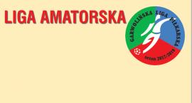 Liga Amatorska - I kolejka wyniki