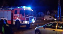 Wypadek w Puznówce: Doprowadził do zderzenia i uciekł