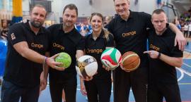 Zawodnicy KS Orzełek trenowali z gwiazdami polskiego sportu