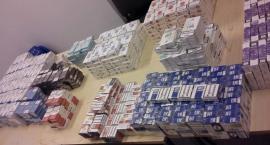 44-latka przewoziła ponad 1700 paczek papierosów bez akcyzy