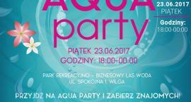 Aqua Party na rozpoczęcie wakacji
