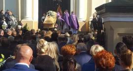 Pogrzeb Adama Moczulskiego.