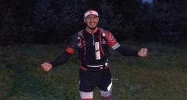 Dawid Masny z Garwolina w Beskidy Ultra Trail! 305 km w 76 godzin!