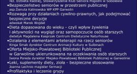 Powiatowy Dzień Seniora w Garwolinie już w październiku